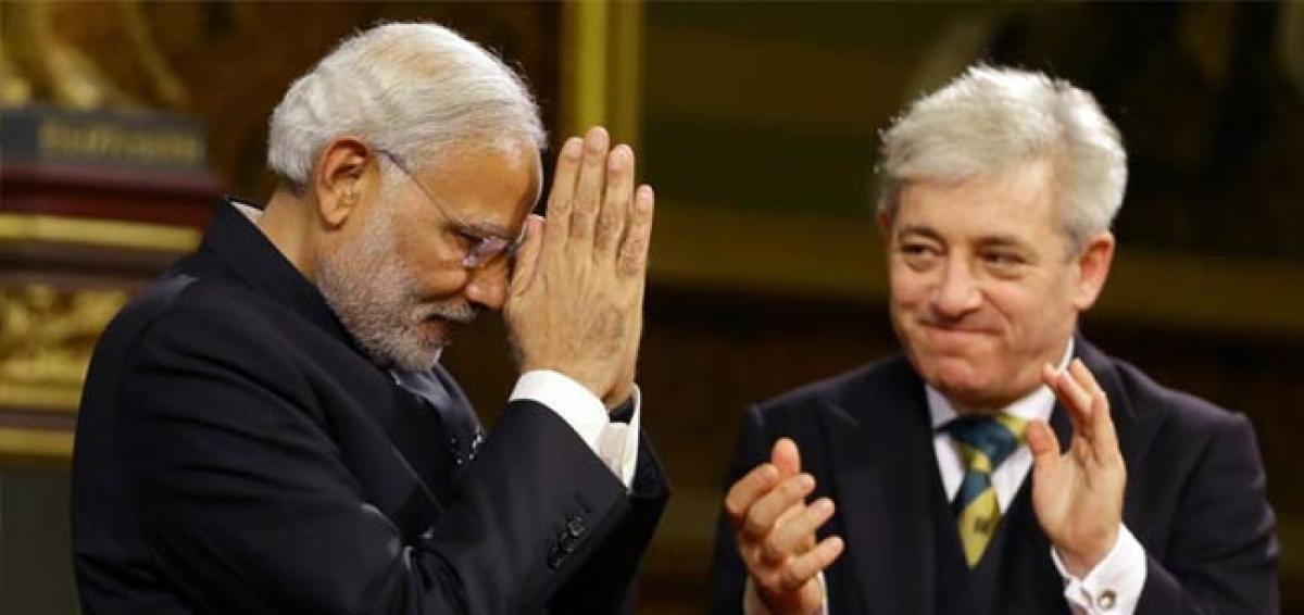 Free speech is the cornerstone of vibrant democracy: British speaker to India