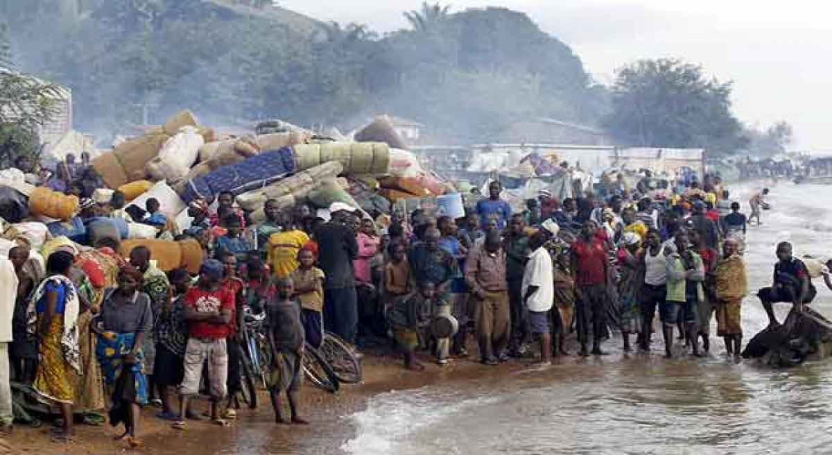 Tackling issue of aid shortages