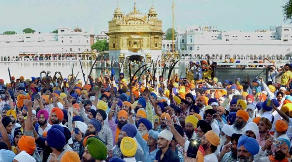 Sikh group calls for inquiry into UKs role in Operation Blue Star