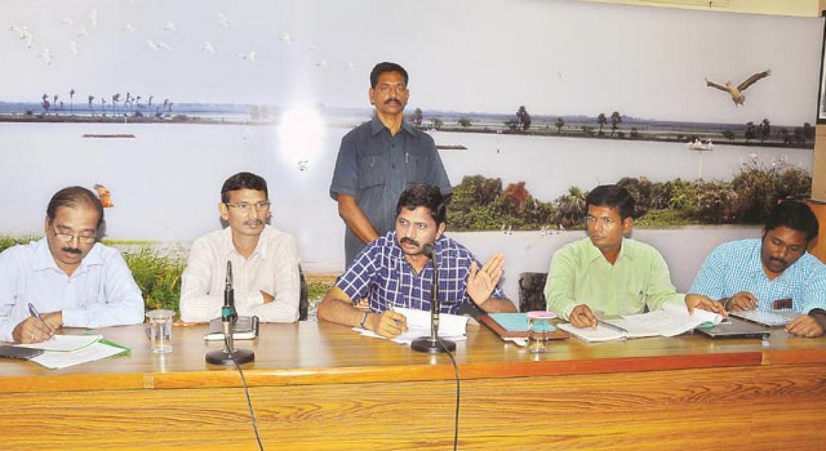 AP CM to visit West Godavari district