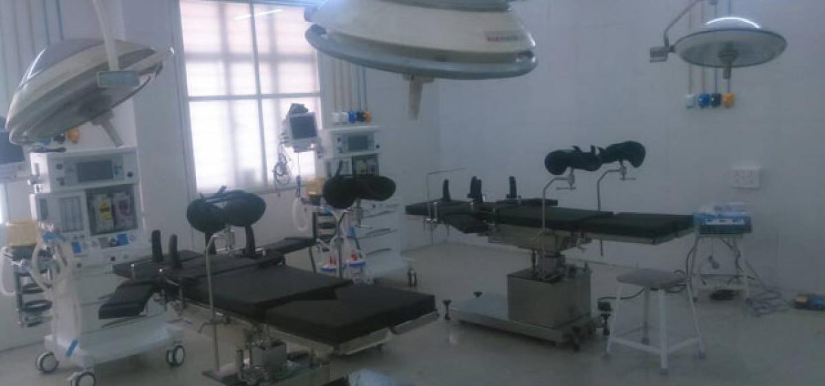 OGH, Petlaburj hospital get hi-tech medical equipment