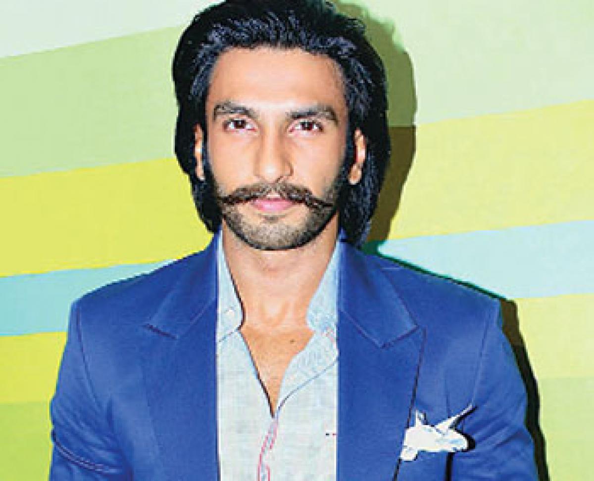 Ranveer Singh to endorse toothpaste brand