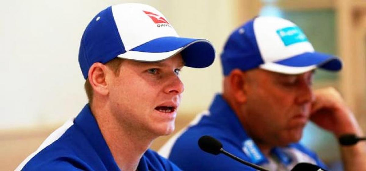 Smith okay with verbose, sledging