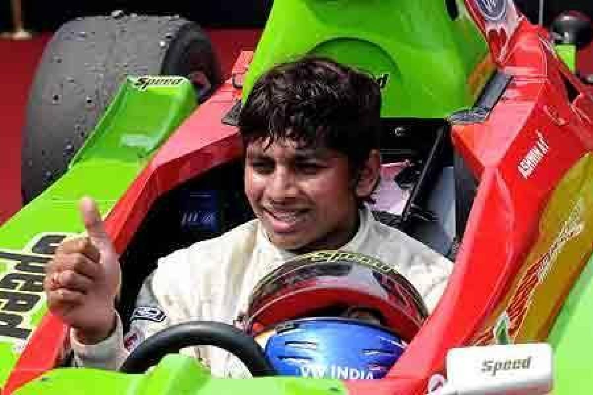 Former racing champion Ashwin Sundar dies in mishap