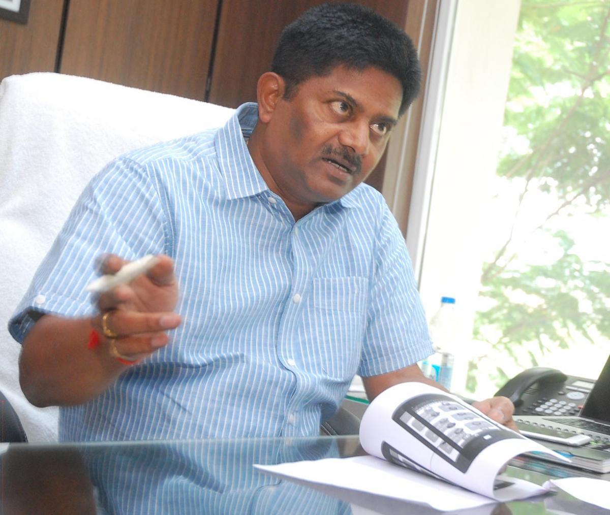 Smooth conduct of Pushkaralu a big challenge