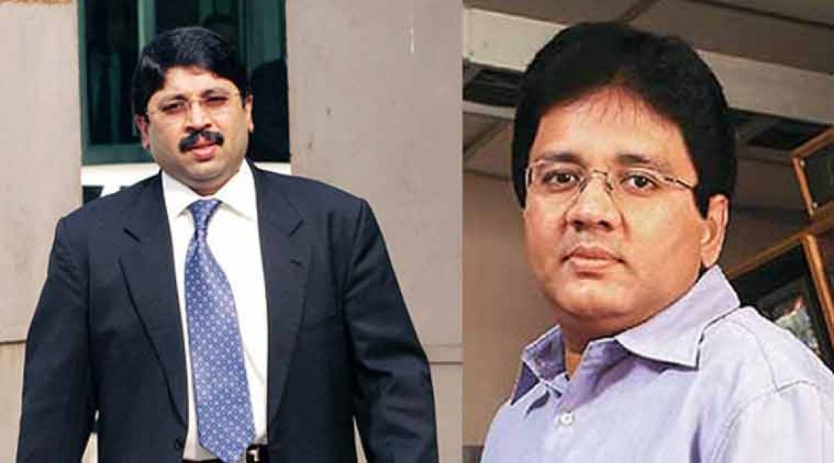 Aircel Maxis case: ED moves SC against order to discharge Maran brothers