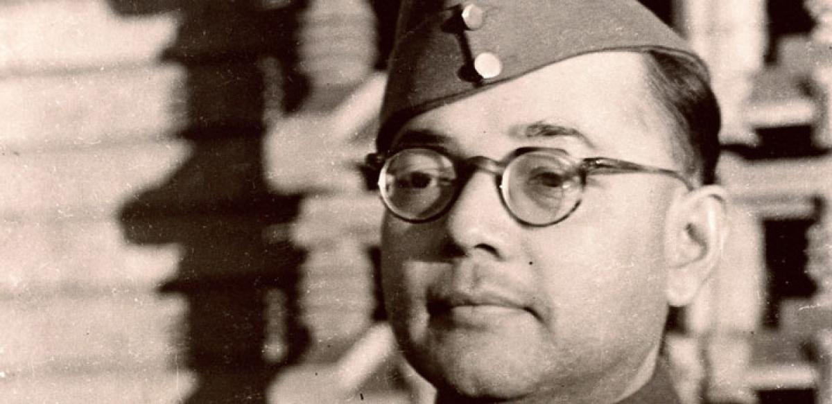 Website releases eyewitness accounts of Netaji plane crash