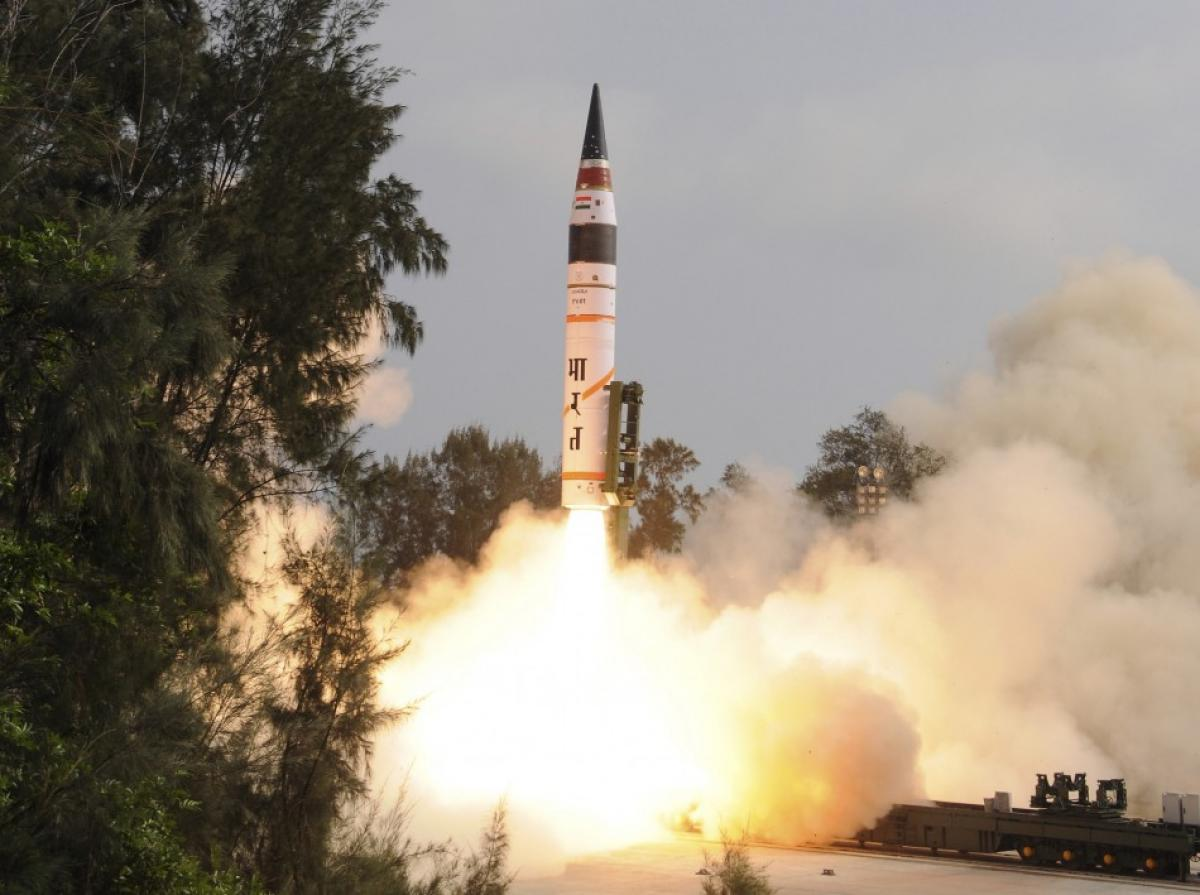 Chinese media accuses India of breaking UN limits with Agni long-range missiles