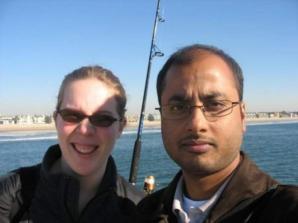 Indian American Mainak Sarkar killed wife before reaching UCLA