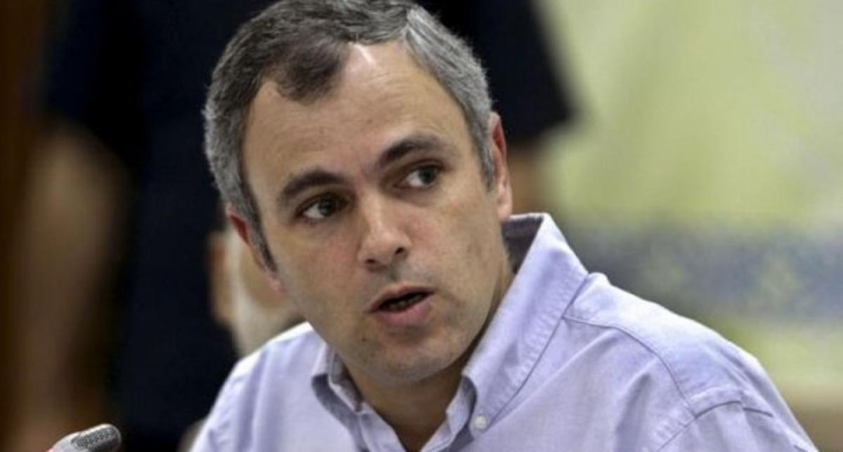 People of Jammu and Kashmir want peace, not packages: Omar Abdullah