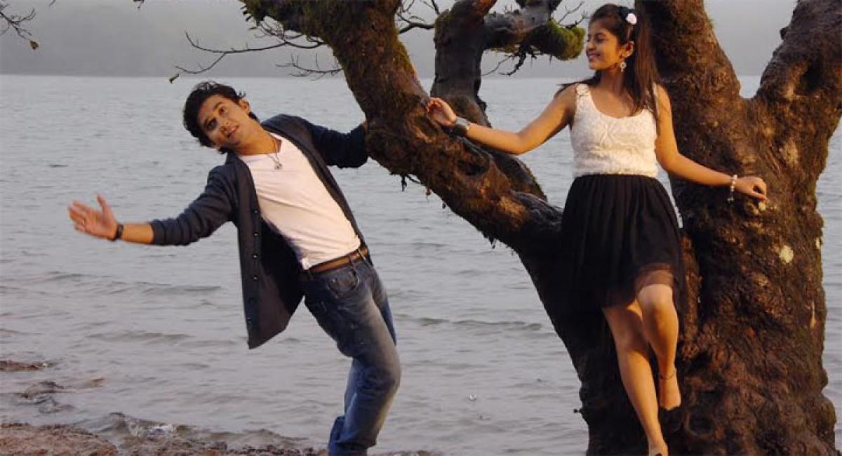Shahrukh Khan turns inspiration in Marathi film CHAHTO MI TULA!