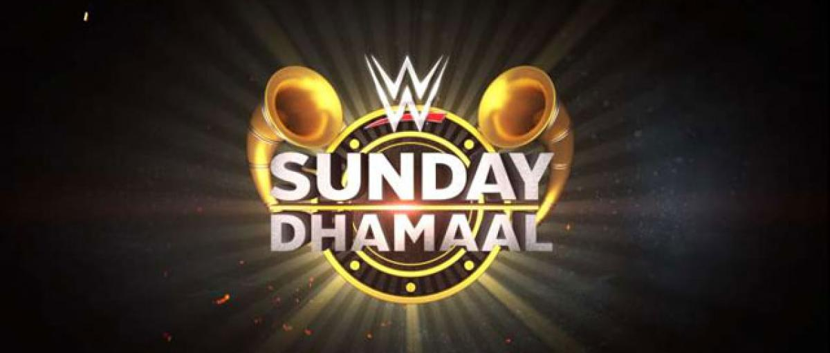 Sony Pictures Networks and WWE announce an exclusive weekly show