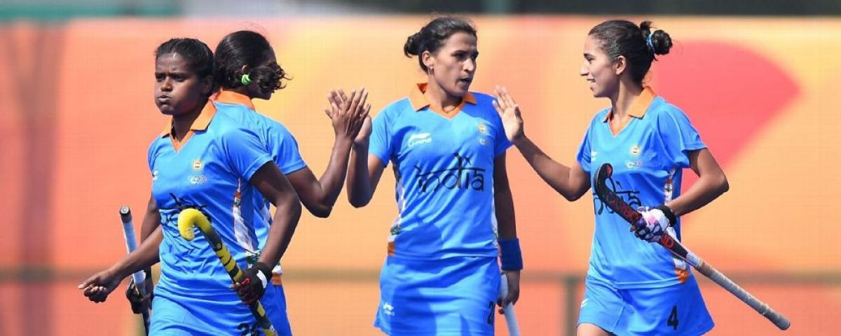 India beat Chile to win Hockey World League Round 2, qualify for Semi-final