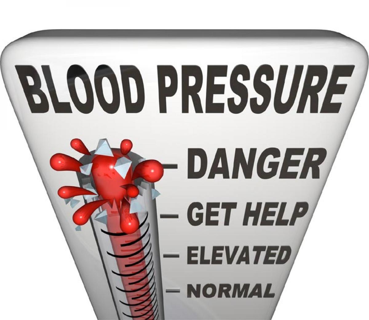 Blood Pressure is a silent killer