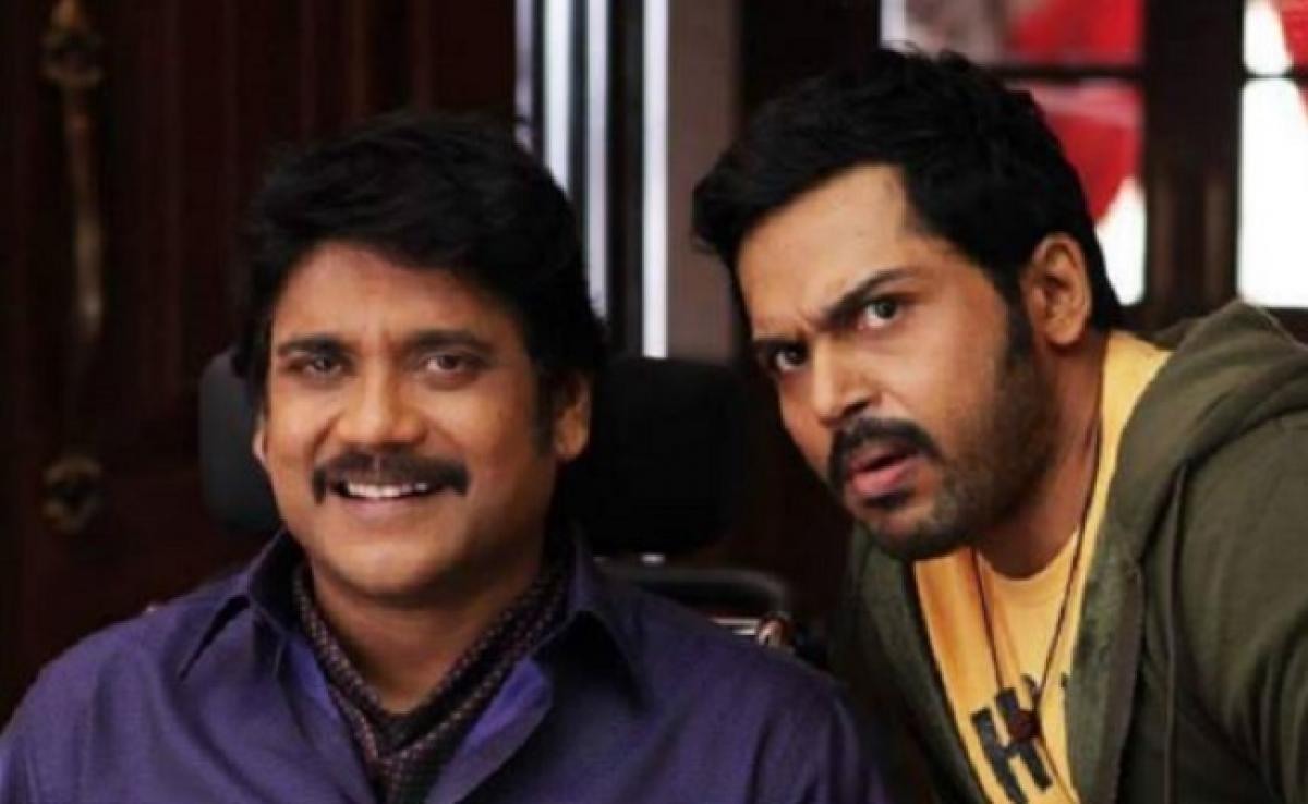How Oopiri turned Karthi and Nag from friends to brothers