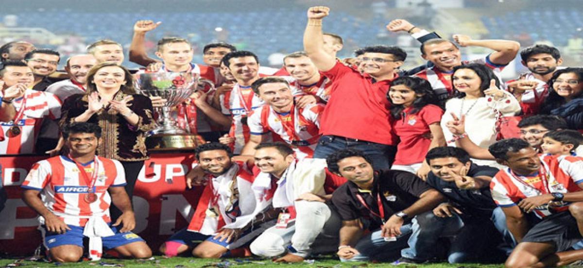 Asian Football Confederation green signal for Indian Super League