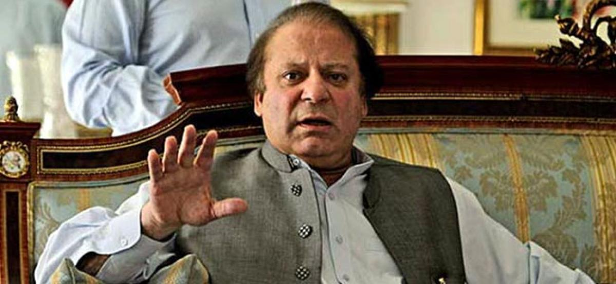 Sharif asks clerics to counter terror using mosque