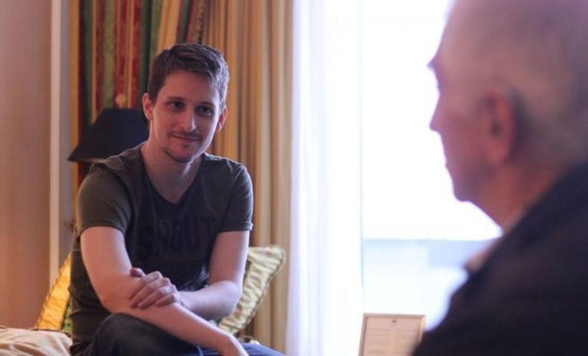 Whistleblower Edward Snowden joins Twitter, follows only NSA