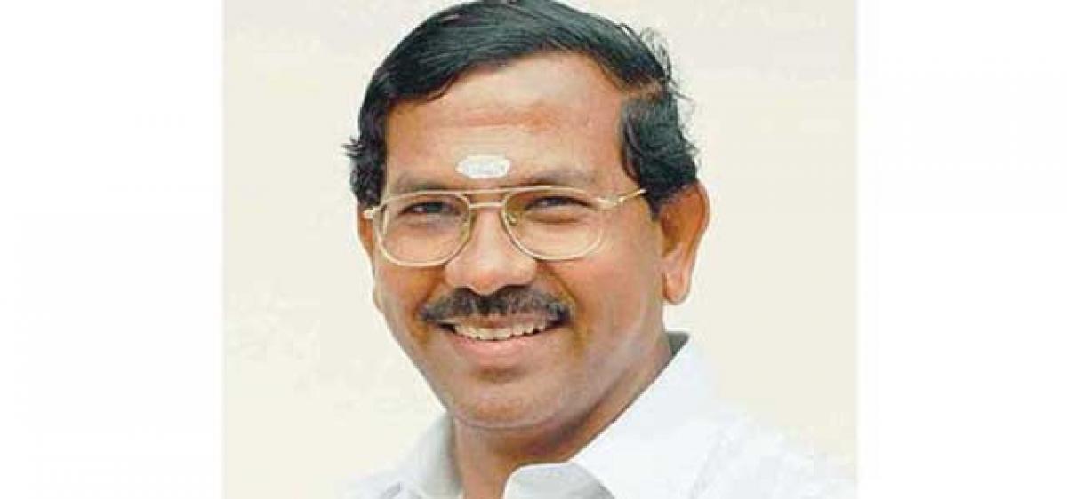 Drama coming to a close soon: Pandiarajan
