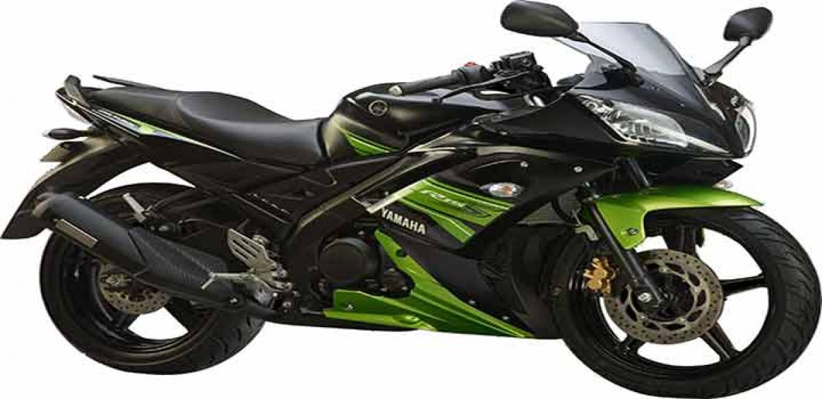Yamaha launches YZF-R15 S at Rs 1.14 lakh in India
