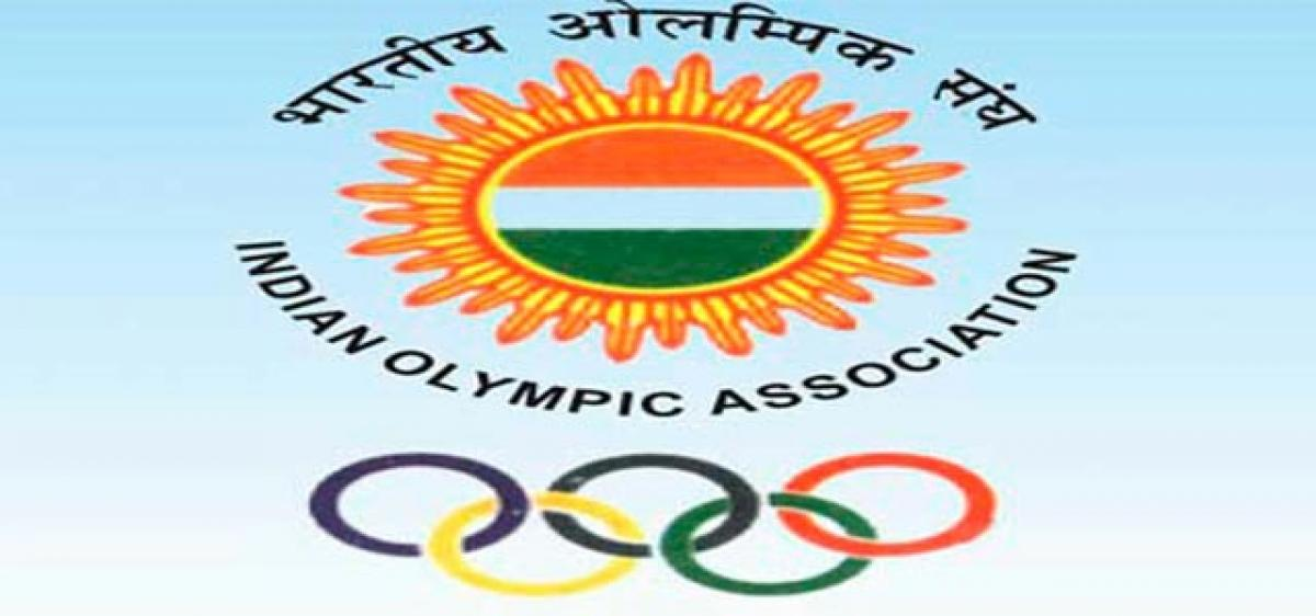 Cleansed Indian Olympic Association cleared