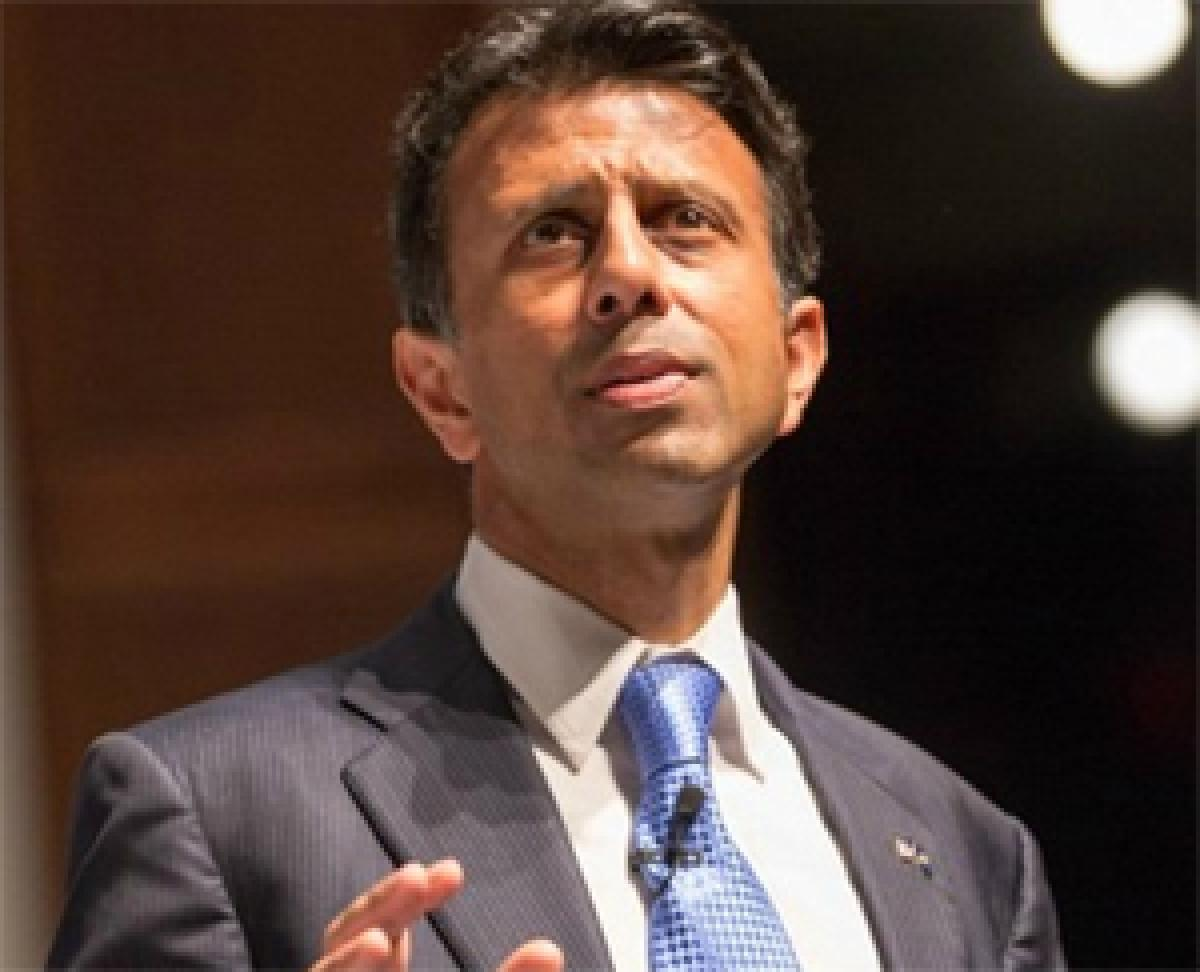Bobby Jindal restricts to familiar themes in second tier Republican debate