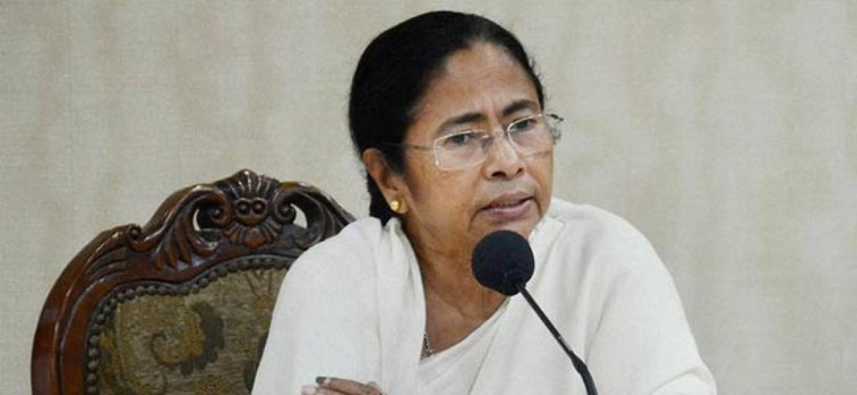 Happy to join anti-BJP front: Mamata