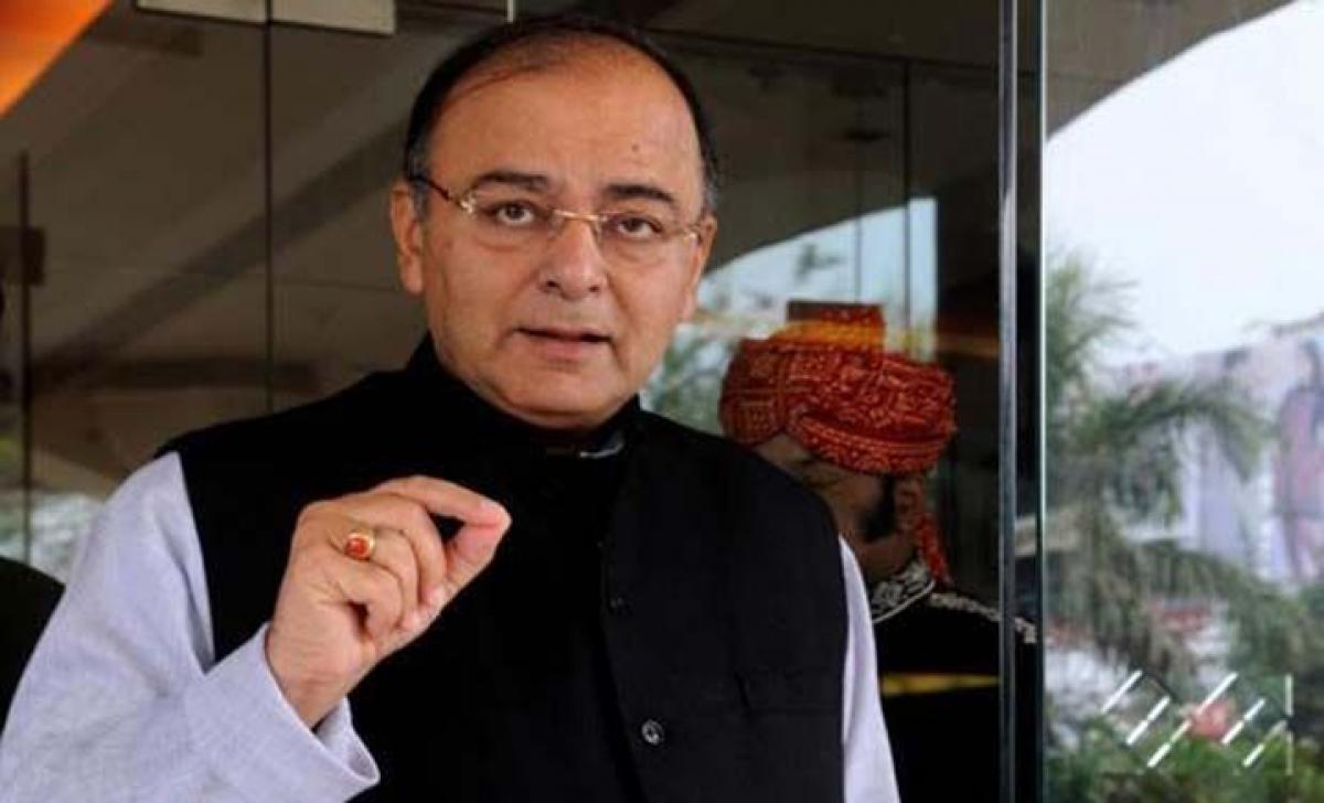 Arun Jaitley says expects UAE sovereign fund to invest soon in India