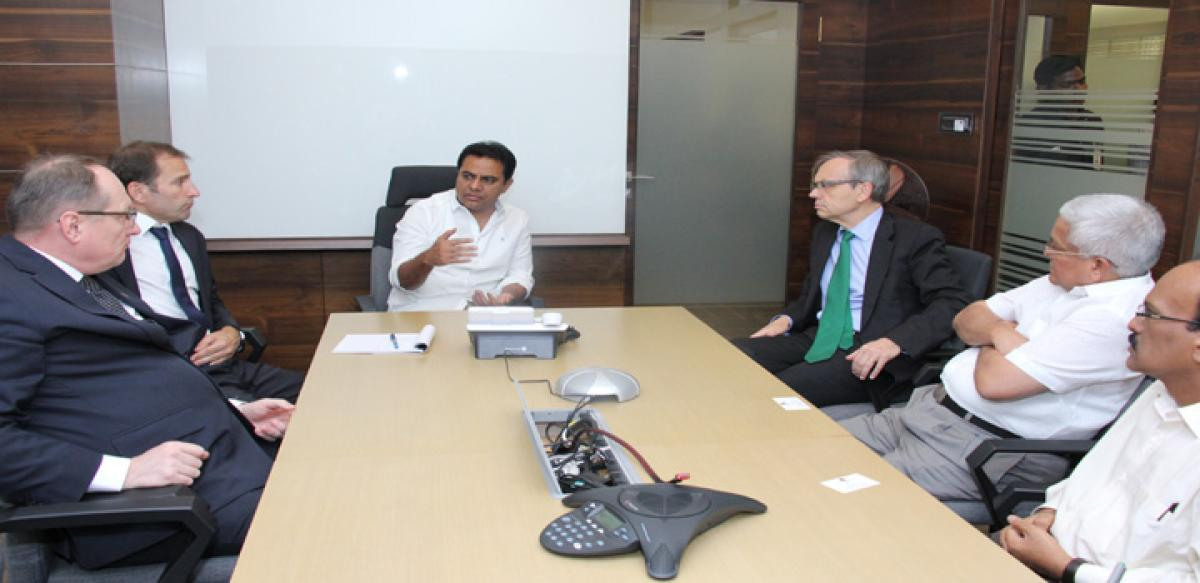 Norway eager to invest in Telangana