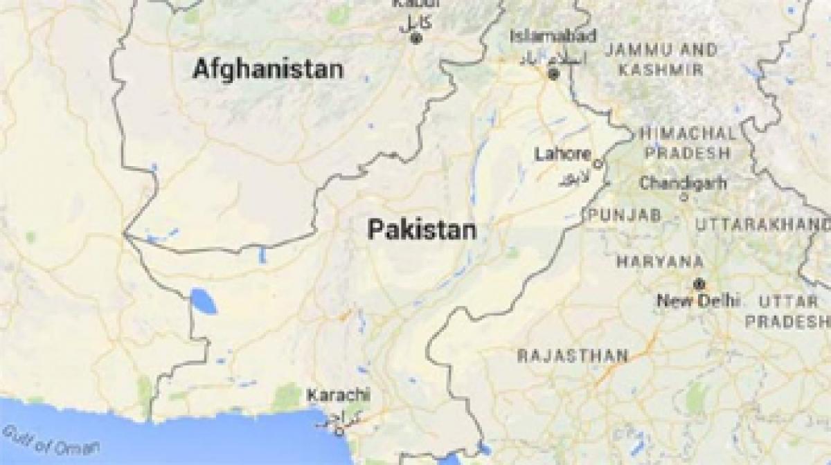 7.1 magnitude quake jolts Pakistan, 3 killed