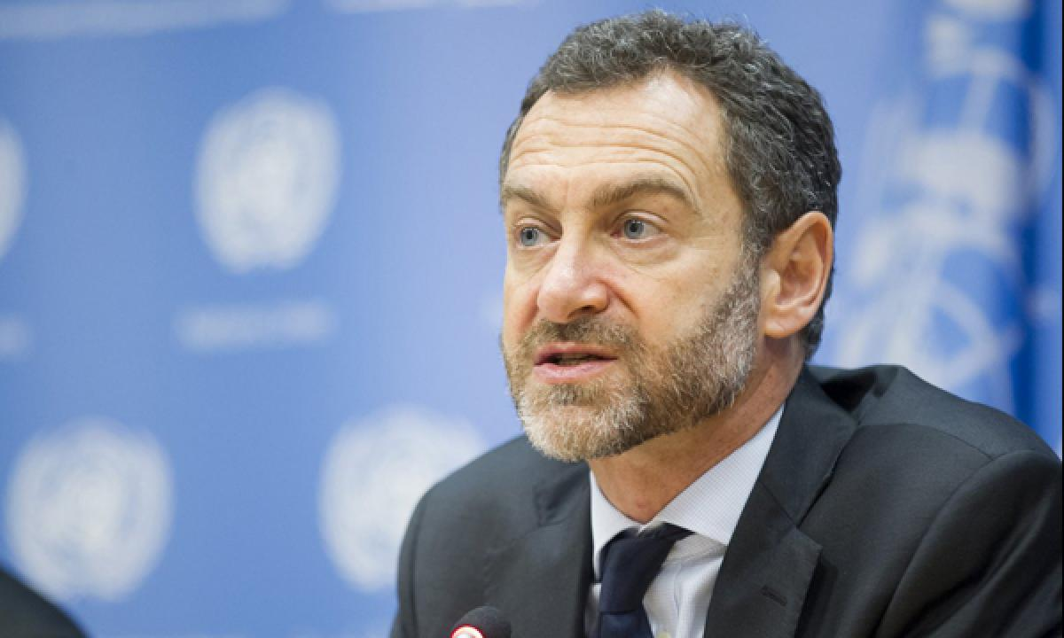 Secretary General appoints Toby Lanzer of Britain as Deputy head for Afghanistan