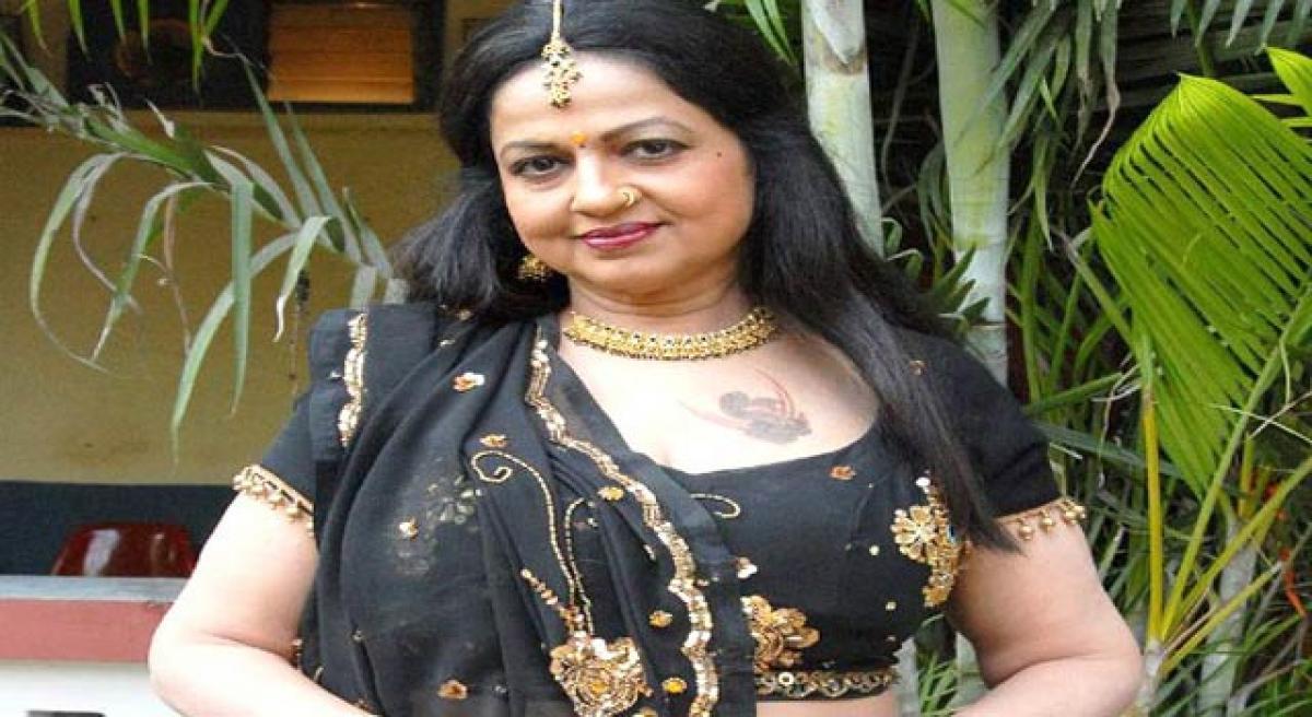 Jyothi Lakshmi passes away.