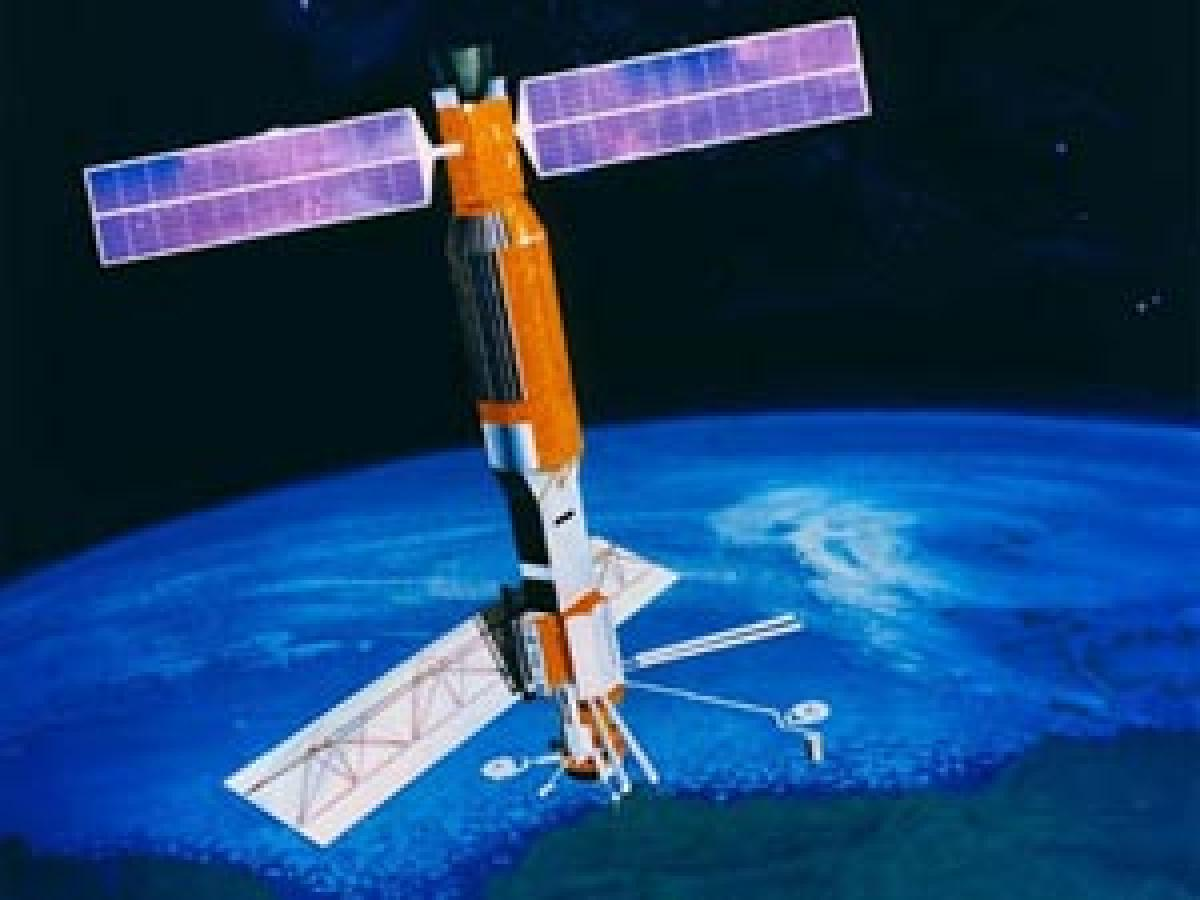 Doubling of satellite launches