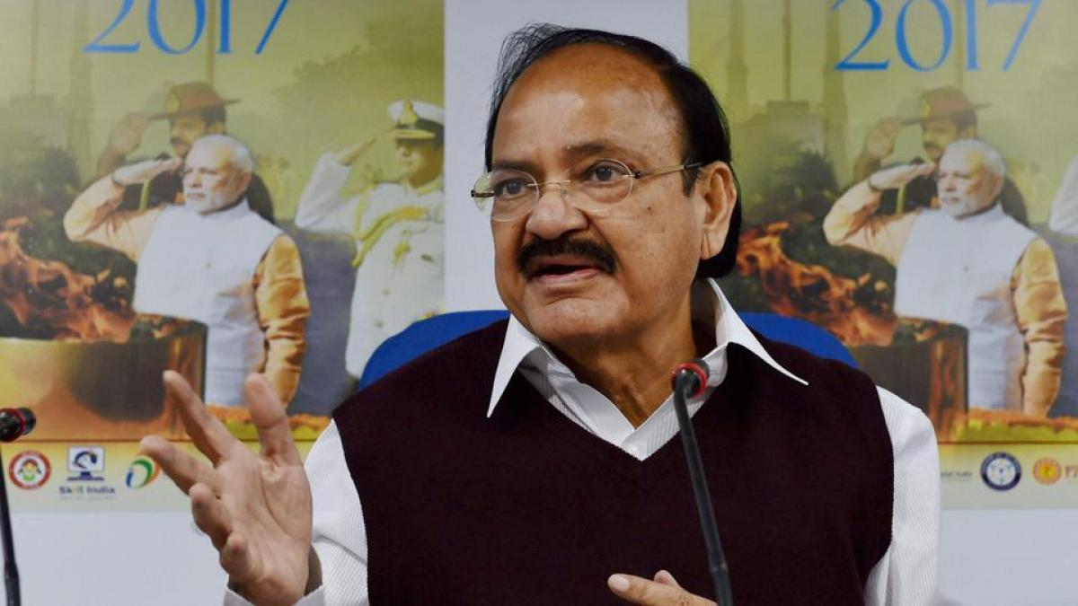 Exempt Low-Cost Housing From Service Tax Under GST: Minister Venkaiah Naidu