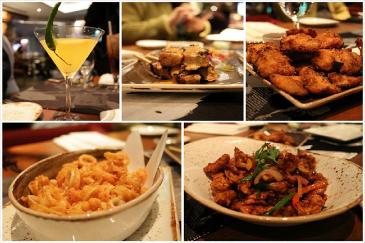 Restaurant Review: Novotel Studio the Pan Asian Galerie Kolkata