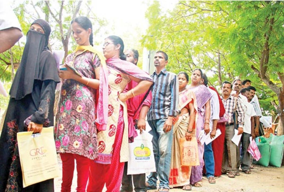 Updating ration card an uphill task