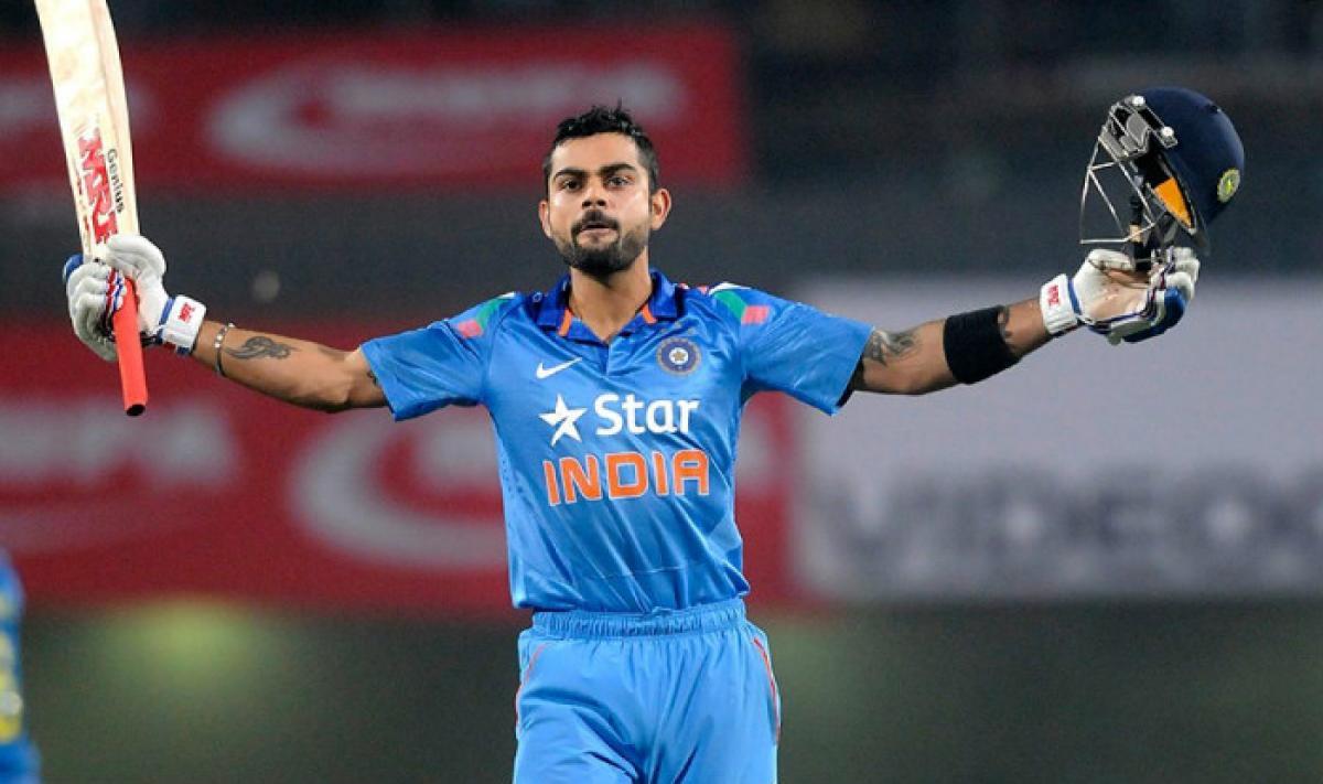 Kohli named captain of Cricket Australias ODI Team of the Year