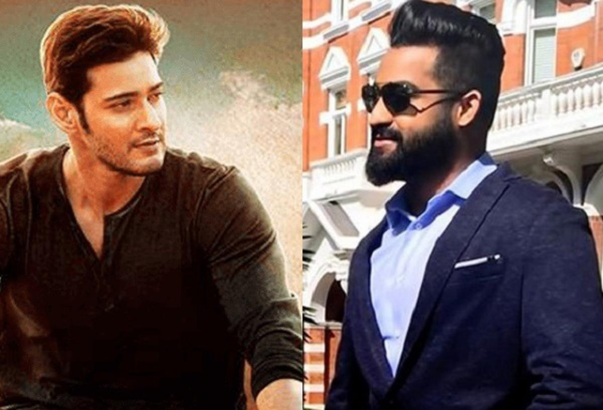 Mahesh and Jr NTR to participate in