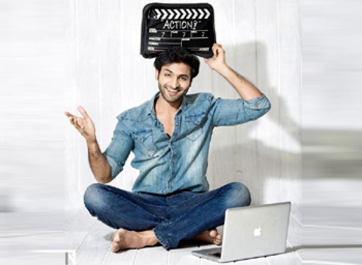 Picture release- Vaibhav Tatwawadi in Cheater
