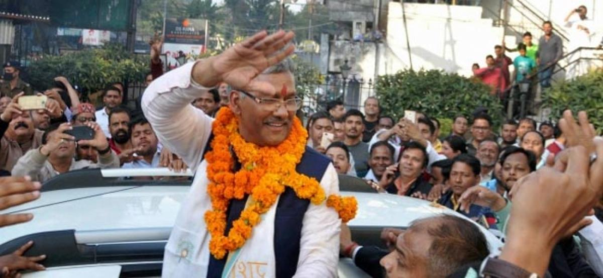 Trivendra Singh Rawat to be next CM of Uttarakhand; Modi and Shah to attend oath ceremony