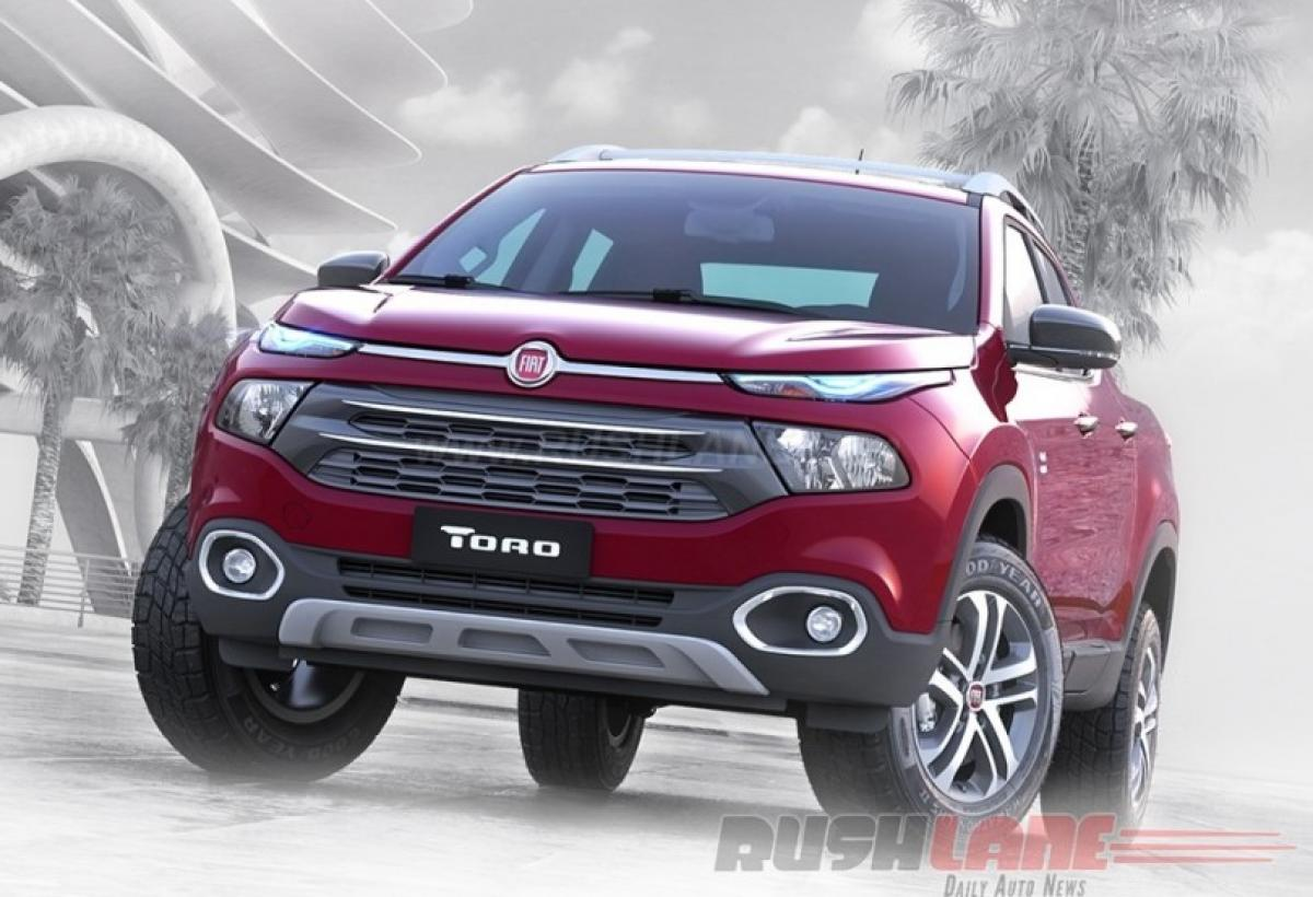 Meet Toyota Fortuner rival Fiat Toro SUV in the works