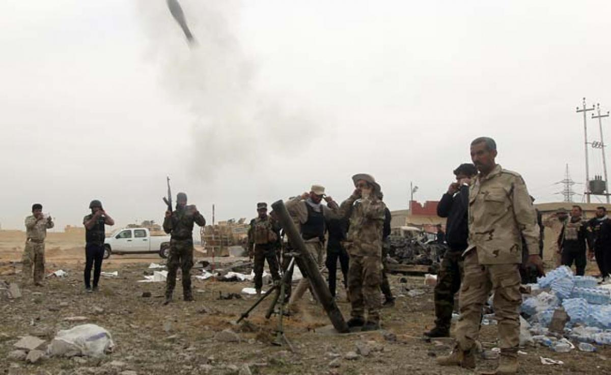 ISIS Kills 31 In Tikrit, Includes 14 Police Officers