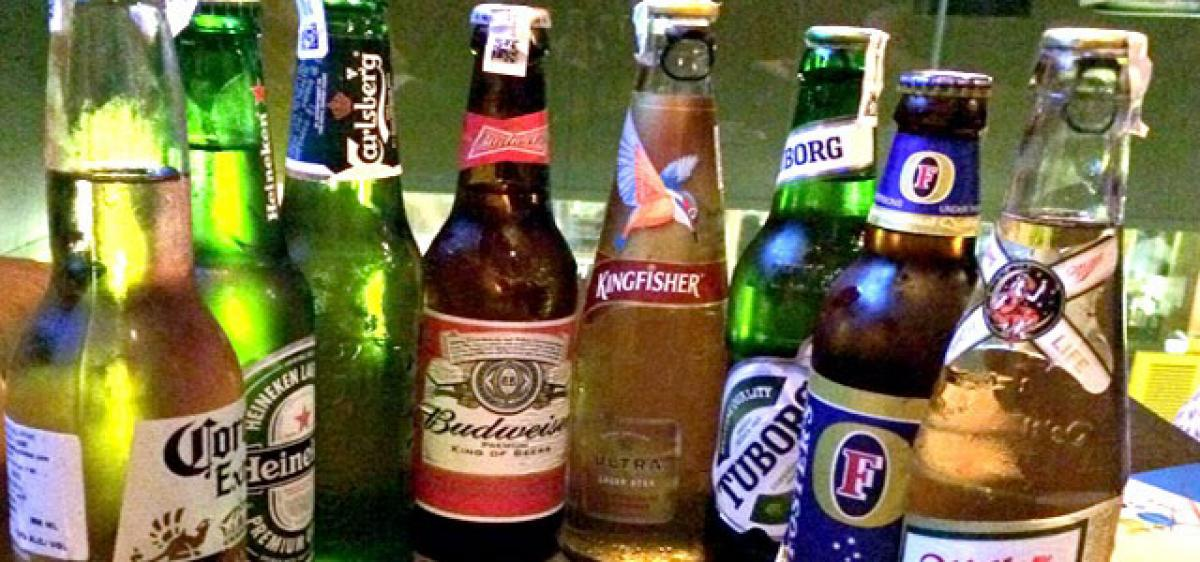 Beer consumption hits the roof in Telangana