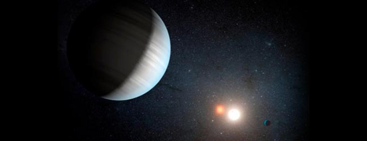 How Planet nine ended up in distant orbit baffles theorists