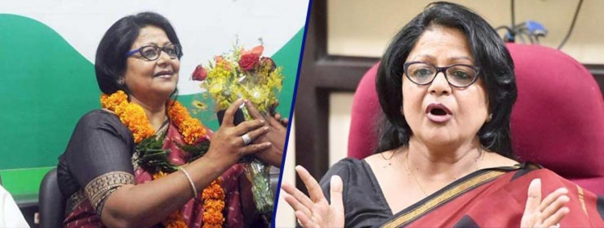 Barkha Singh impressed by powerful message in 'Yaara Silly Silly'