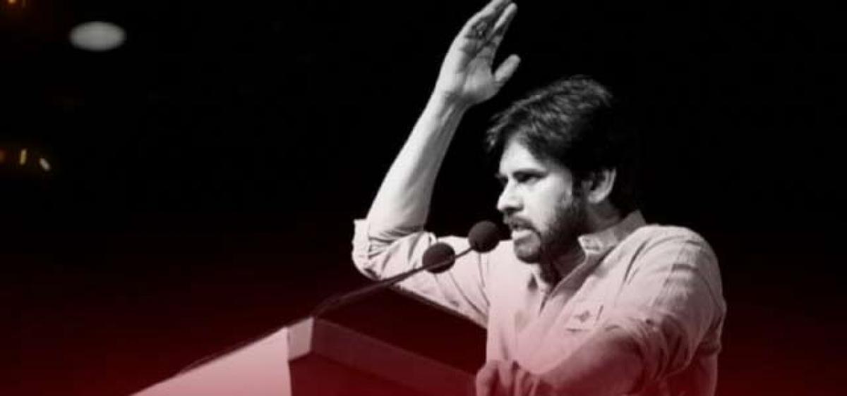 Decoding politic at Pawan Kalyan