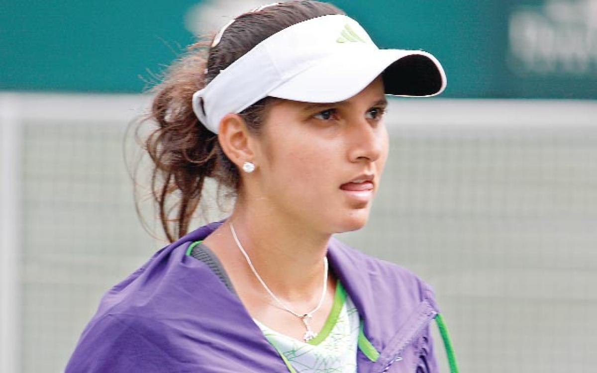 Sania proposes  Indian Olympic Association disposes