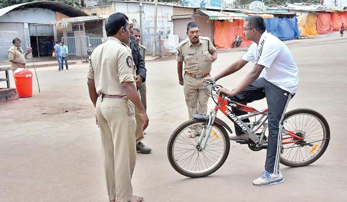 Beware of suspicious persons: SP to hoteliers