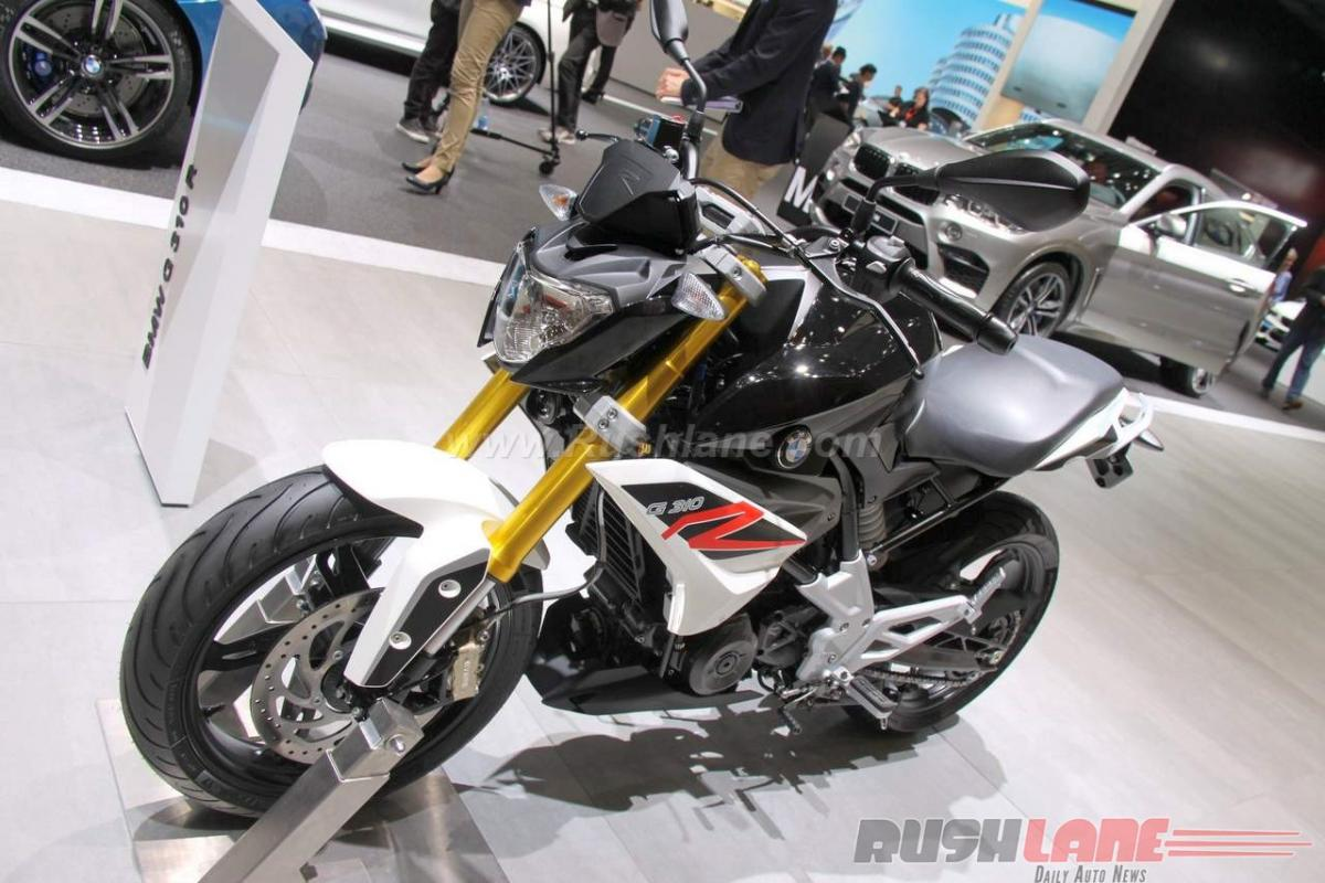 Spotted: BMW G 310 R on Indian roads