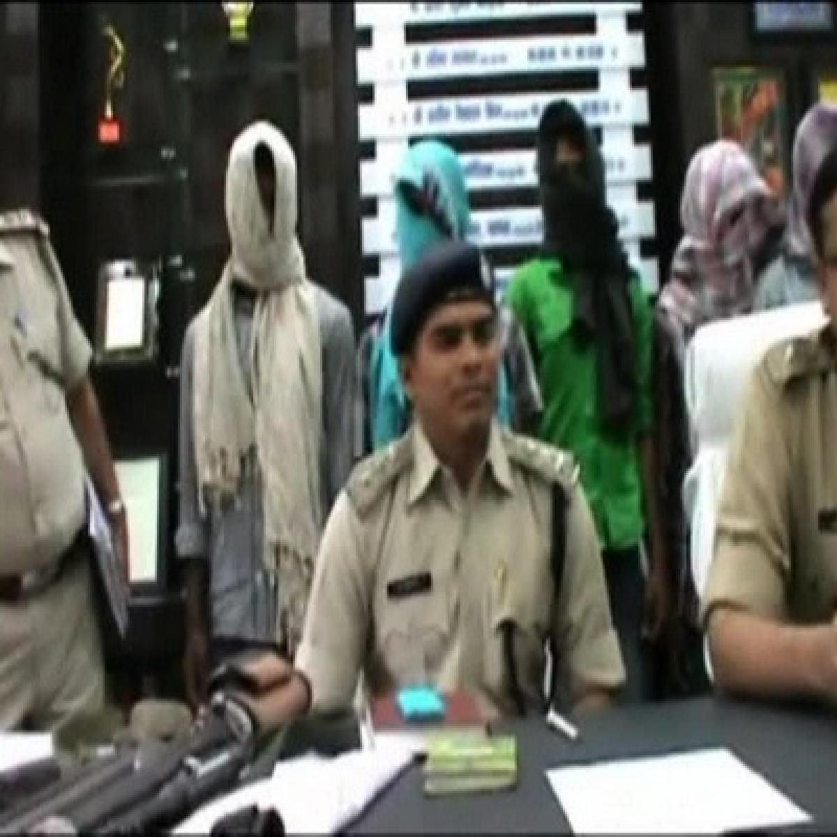 Five Maoists arrested in Jharkhand